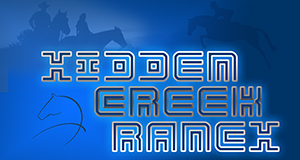 Hidden Creek Ranch ~ Horsemanship, English & Western Horseback Riding Instruction